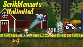 Scribblenauts: Unlimited Wii U Commentary 4 Object Editor Fun