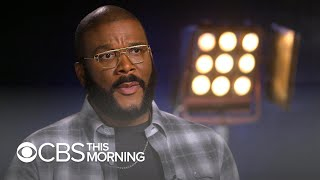 "Tyler Perry tells Gayle King: ""I'm ignored in Hollywood"""