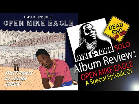 "Open Mike Eagle – ""A Special Episode Of"" Solo Album Review"
