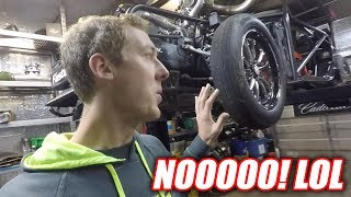 How NOT To Install a Brand New Clutch... The Adventures of Breaking Leroy