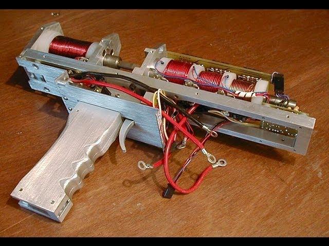 Ультразвуковая пушка своими руками фото