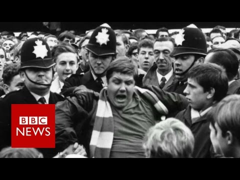 Euro 2016: Why England fans are the most likely to riot - BBC News
