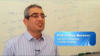 I-CORE - Advanced Topics in Computer Sciences