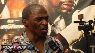 "Floyd Mayweather Sr. ""Timothy Bradley was throwing punches like a girl"""