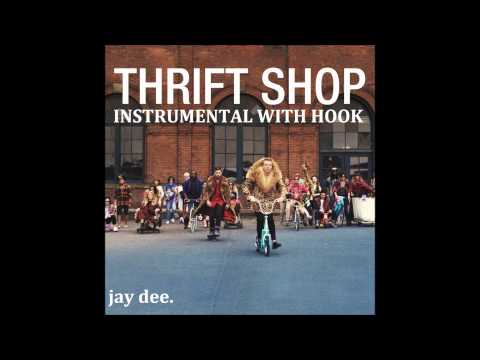 Macklemore & Ryan Lewis - Thrift Shop Feat. Wanz [official Instrumental W  Hook] Dl Link video