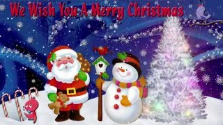 We Wish You A Merry Christmas   Christmas Carols   Popular Christmas Songs For Children