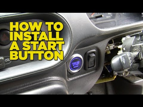 How to Install A Start Button