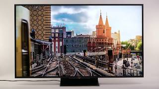 Sony Z9D 4K ultra HD TVs | Crutchfield video