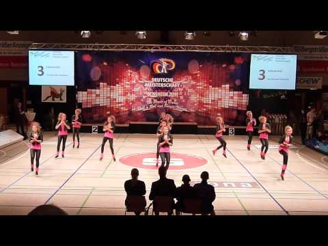Ecktown-Kids - Deutsche Meisterschaft Formationen 2011