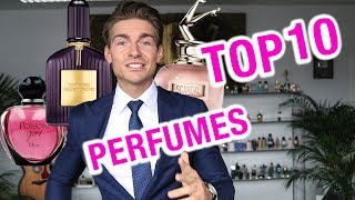 Top 10 Best Perfumes for Fall Female Fragrances 2018