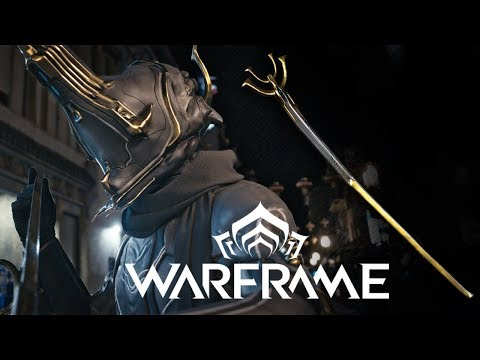 WARFRAME- Creating Umbra's Armor and Katana (4K)