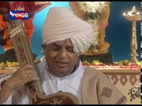 Marathi Kirtan Manhune God Sarav Bhave Hari Kirtan Baba Maharaj Satarkar video