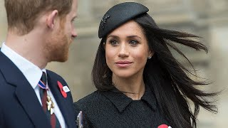 How Meghan Markle and Prince Harry fell out of love with the Royal Family