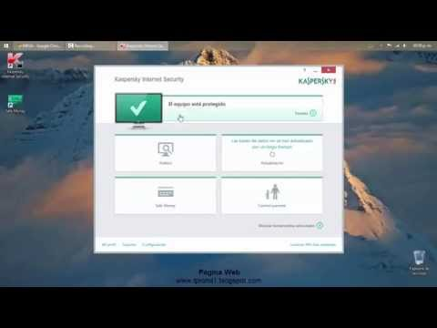 Kaspersky Internet Security Multidispositivo 2015│Licencia Origina│Descargar e Instalar Full 2015│HD