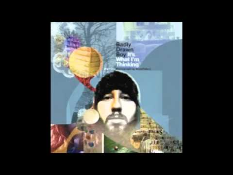 Badly Drawn Boy - It's What I'm Thinking Part One: Photographing Snowflakes Album Sampler 2