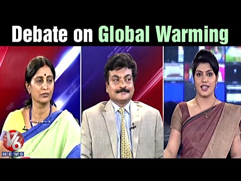 Special discussion on Global Warming   World Environment Day   V6 Special (05-06-2015)