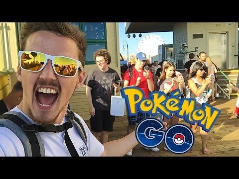 PROOF Pokémon Go IS TAKING OVER THE WORLD!