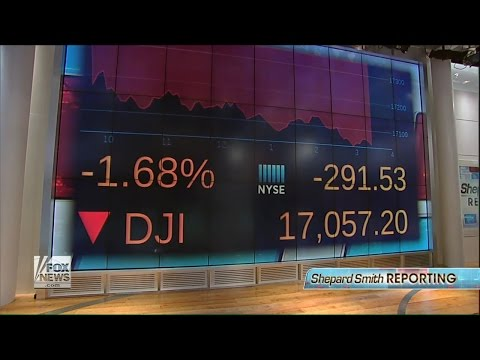 Shemitah : U.S. stocks suffer worst loss of 2015 as markets end in a rout (Aug 20, 2015)