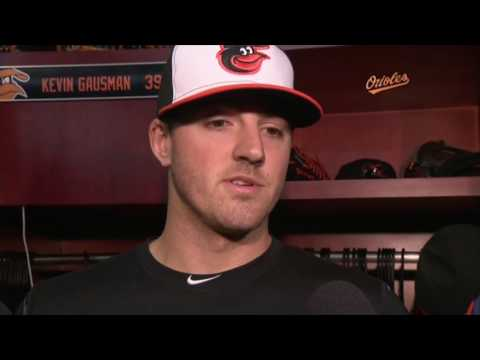 Kevin Gausman on his tough outing against the Tigers