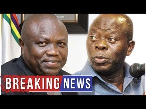 Breaking News - Breaking: Oshiomhole upholds Lagos APC primaries