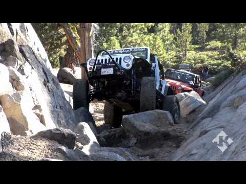 Project-JK RAW & UNCUT : Moby Dick Climbing Fordyce Creek Trail - Winch Hill #1