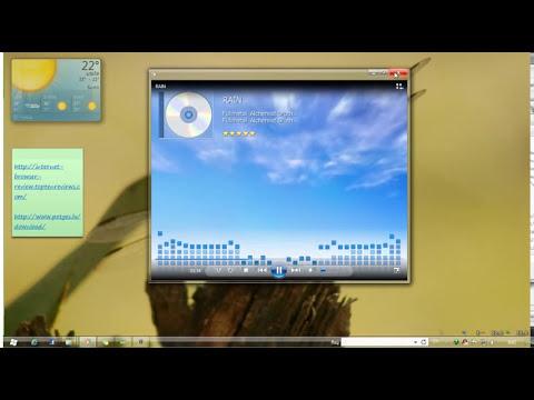 การใช้ Windows Media Player 12 (ตอน 1)