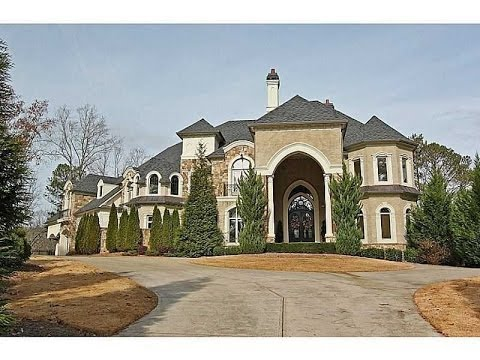 Atlanta Mansions 13560 Blakmaral Lane Alpharetta Ga
