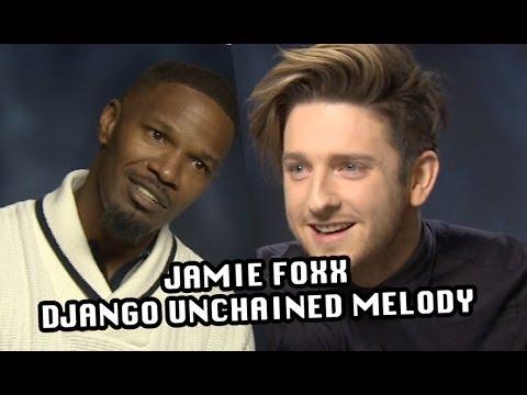 Jamie Foxx Sings Django Unchained Melody!