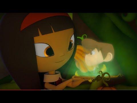 Макс Грин и инопланетяне –Обмен мозгами- серия 31- Мультфильм для детей – НЛО
