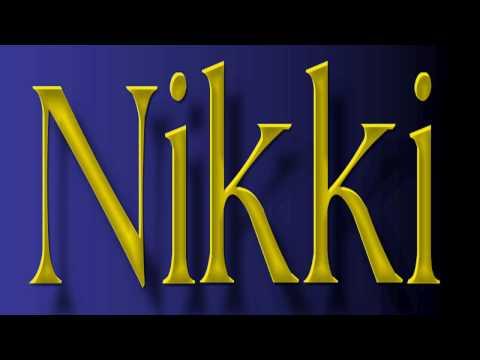 Burt Bacharach - Nikki