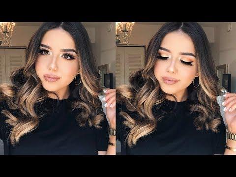 Spring Makeup Tutorial ♡ Amanda Diaz