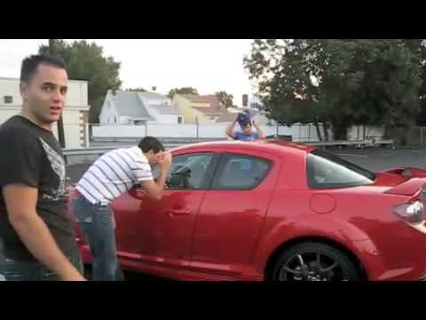 Mazda RX8 R3 - Surprise Introduction to Friends Music Videos