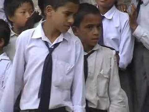 Ginette Harrison School, Nepal Tribute