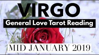 Virgo ♍️ THEY LOVE YOU! 🥰| Love Tarot Reading | Mid- January 2019