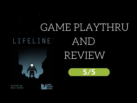 Lifeline - iOS Game Review - 5/5 buy it