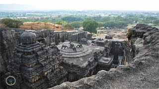 Kailasa Temple | Mysterious Ellora Caves | Ancient Megaliths
