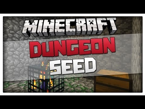Minecraft 1.7.10 Dungeon under spawn seed (For Minecraft 1.7.10, 1.7.9 and 1.7.5