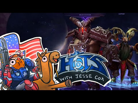 Heroes Of The Storm - The Butcher!