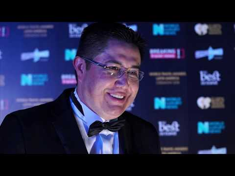 Santiago Galárraga, general manager, Wyndham Guayaquil (Spanish)
