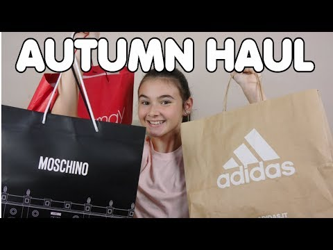 PRIMO HAUL AUTUNNALE   Autumn Haul  2018  by Marghe Giulia Kawaii