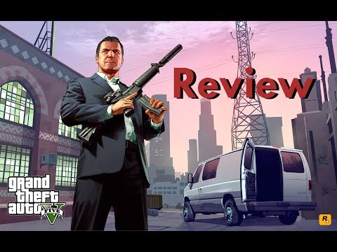 Grand Theft Auto V – Worth it in 2017? – [Review] (Singleplayer)