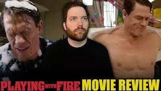 Playing with Fire - Movie Review