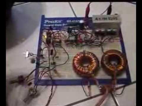 Class D Power Amplifier 2kw Mono Diy Youtube