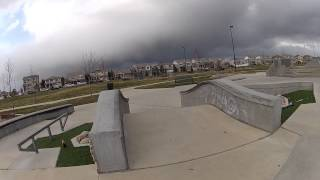 RC Adventures at GVR Skate Park Traxxas Stampede & Losi SCT
