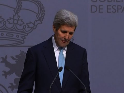 Kerry Urges Restraint in Mideast