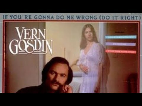 Vern Gosdin - I'll Try Video