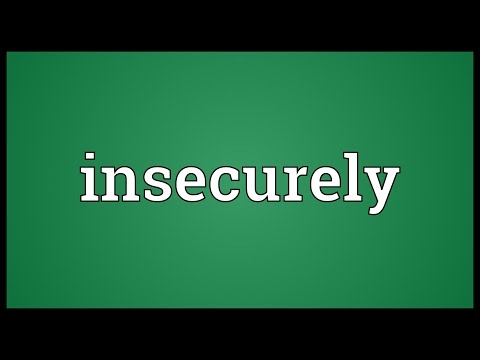 Header of insecurely