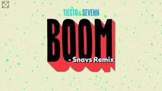 download lagu Tiësto & Sevenn - Boom Snavs Remix gratis