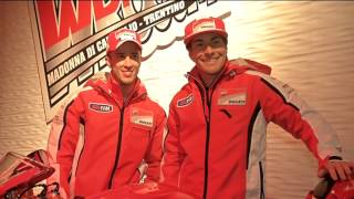 Presentazione Ducati GP13 – Wrooom 2013