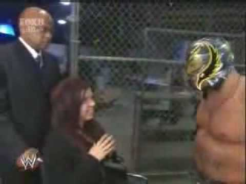 Rey Mysterio & Vicky Guerrero Backstage Music Videos